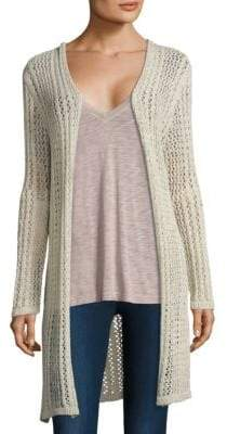 Splendid Open Knit Cardigan