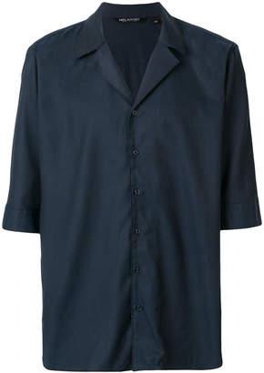 Neil Barrett boxy-fit Cuban shirt