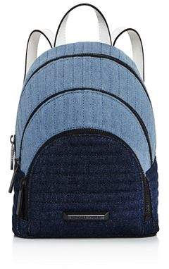 KENDALL + KYLIE Sloane Mini Denim Backpack - 100% Exclusive