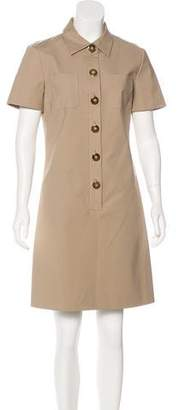 Michael Kors Knee-Length Shirt Dress