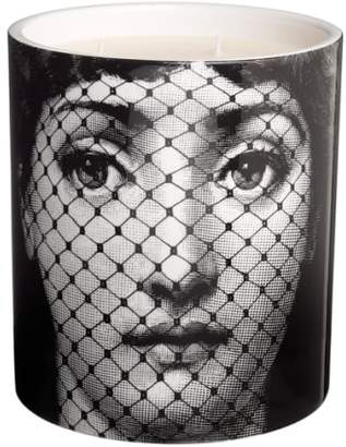 Fornasetti 'Burlesque - Otto' Large Candle