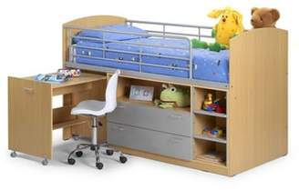 Abercrombie & Fitch Bunk Beds - Sleepers Maple Sleeper Childrens Bed Single - 3Ft (90Cm) Single (30)