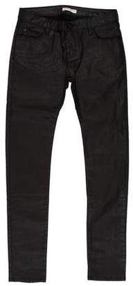 Each X Other Coated Low-Rise Skinny Jeans w/ Tags
