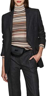 Boon The Shop Women's Wool Fleece Blazer - Gray