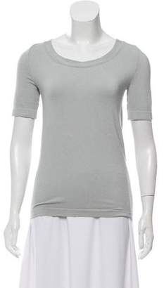 Wolford Short Sleeve Knit Top
