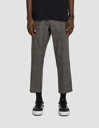 Obey Straggler Plaid Carpenter Pant