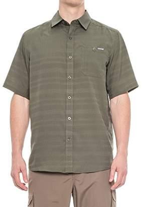 Pacific Trail Men's Short Sleeve AIR Permeable Shirt
