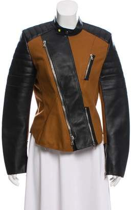 3.1 Phillip Lim Wool Moto Jacket