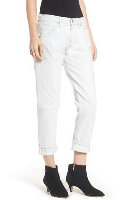 A Gold E AGOLDE Isabel High Waist Ankle Slim Boyfriend Jeans