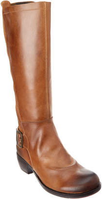 Fly London Miss Tall Leather Boot