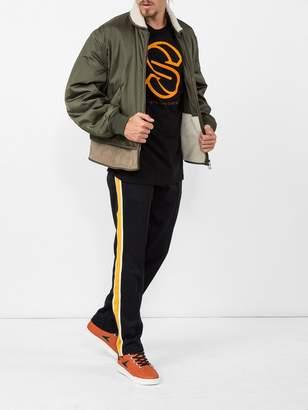Bata x wilson john wooden high top sneakers