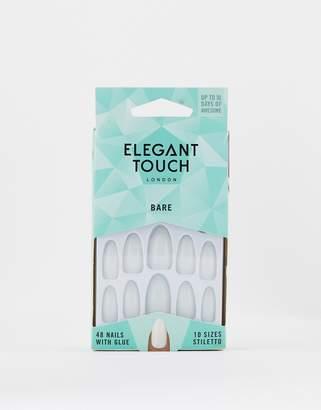Elegant Touch Totally Bare Stiletto Nail