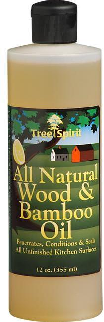 Wood & Bamboo Oil