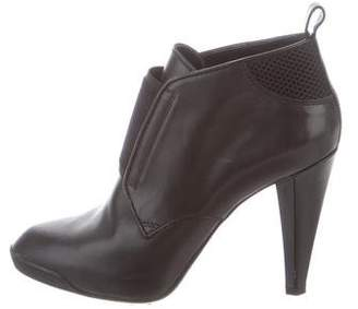 Tod's Leather Ankle Booties