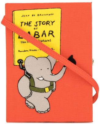 Olympia Le-Tan The Story Of Babar book clutch