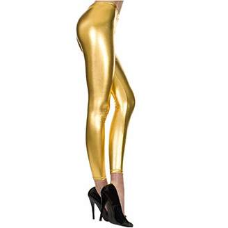 MUSIC LEGS Women's Metallic Leggings