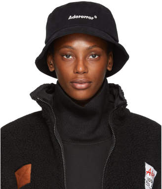 ADER error Black Diagonal Bucket Hat