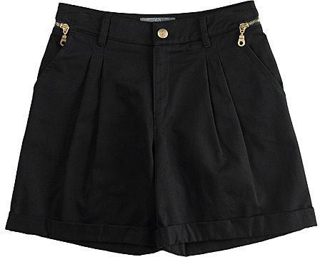 McQ Zipper Shorts