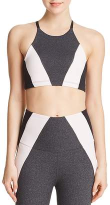 Beyond Yoga Color-Block Sports Bra