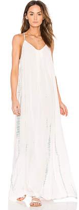Michael Stars Naomi Maxi Dress in Pink $158 thestylecure.com