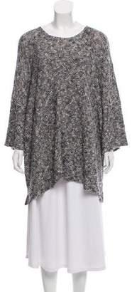 eskandar Oversize Scoop-Neck Sweater w/ Tags