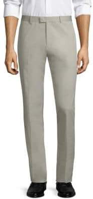 Theory Slim-Fit Marlo Sartorial Stretch Pants