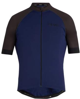 Le Col - Pro Zip Through Jersey Cycle Top - Mens - Navy