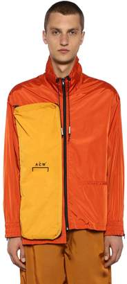 A-Cold-Wall* マルチファスナー ナイロンジャケット