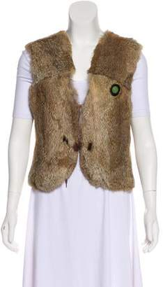 Golden Goose Fur Vest