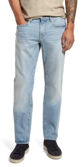 L'Homme Slim Straight Leg Jeans