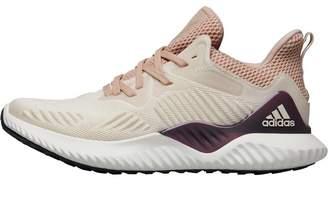 552734bdf21 adidas Womens Alphabounce Beyond Neutral Running Shoes Ecru Tint Ash  Pearl Ash Pearl