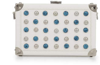 Sam Edelman Shayna Hard Case Clutch