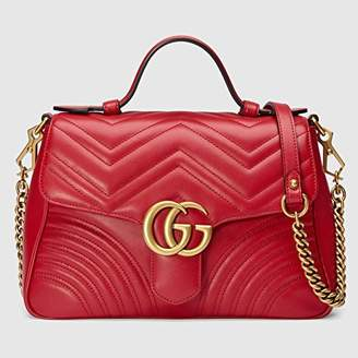 Gucci kucci chain Marmont small handbag