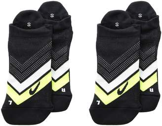 Nike Perforated Cushion No Show 2-Pair Pack No Show Socks Shoes
