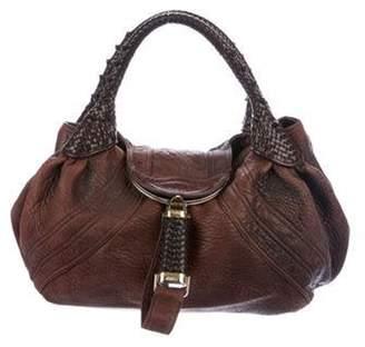 Fendi Leather Spy Bag brown Leather Spy Bag