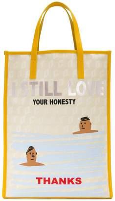 Corto Moltedo I Still Love Your Honesty shopper