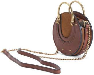 Made In Italy Pixie Mini Leather Crossbody