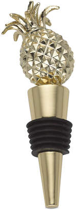 Kate Spade Melrose Avenue Pineapple Bottle Stopper