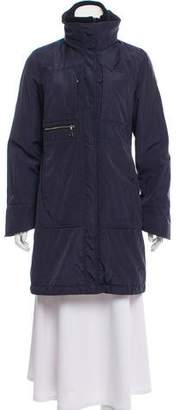 Post Card Combo Puffer Coat
