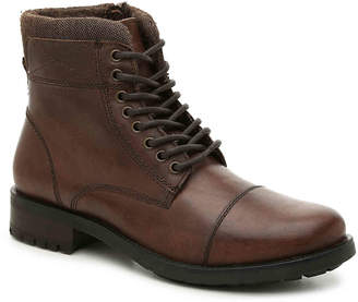 Steve Madden Temper Cap Toe Boot - Men's