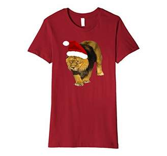 Premium Christmas Lion T-Shirt