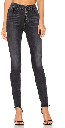 7 For All Mankind High Waisted Skinny $199 thestylecure.com