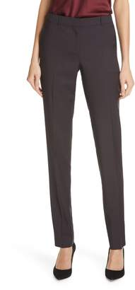 BOSS Mini Houndstooth Slim-Leg Trousers