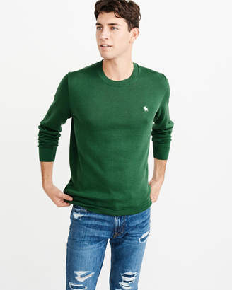 Abercrombie & Fitch Icon Crew Sweater
