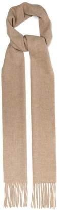 Acne Studios Canada skinny wool scarf