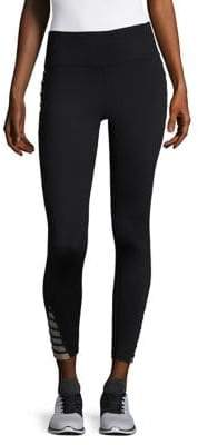 Betsey Johnson Performance Elasticized Athleisure Leggings