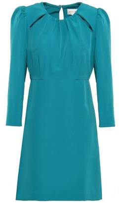 Milly Cutout Cady Mini Dress