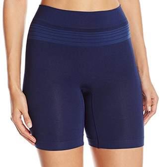 Warner's Women's No Pinching. No Problems. Seamless Sleek Short $20 thestylecure.com
