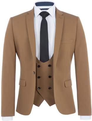 Lambretta Men's Pilot Skinny-Fit Three Piece Suit