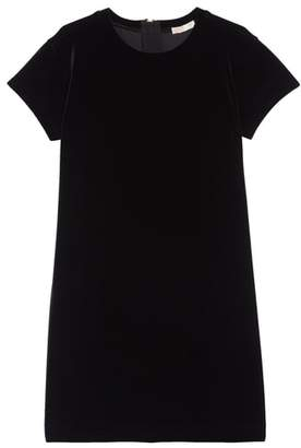 J.Crew crewcuts by Stretch Velvet Dress